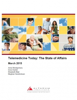Telemedicine Today: The State of Affairs