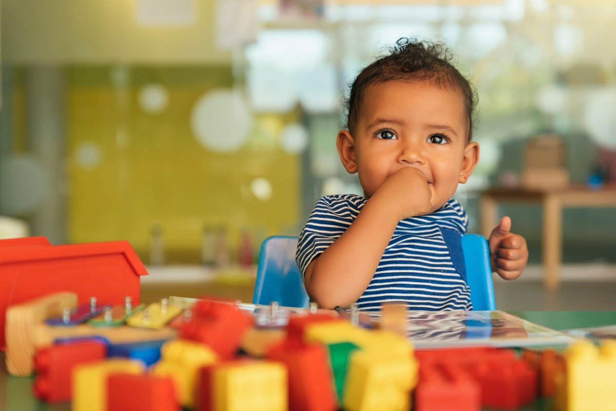 Health Disparities in Early Childhood
