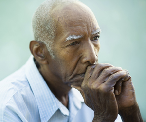 Contemplative older adult